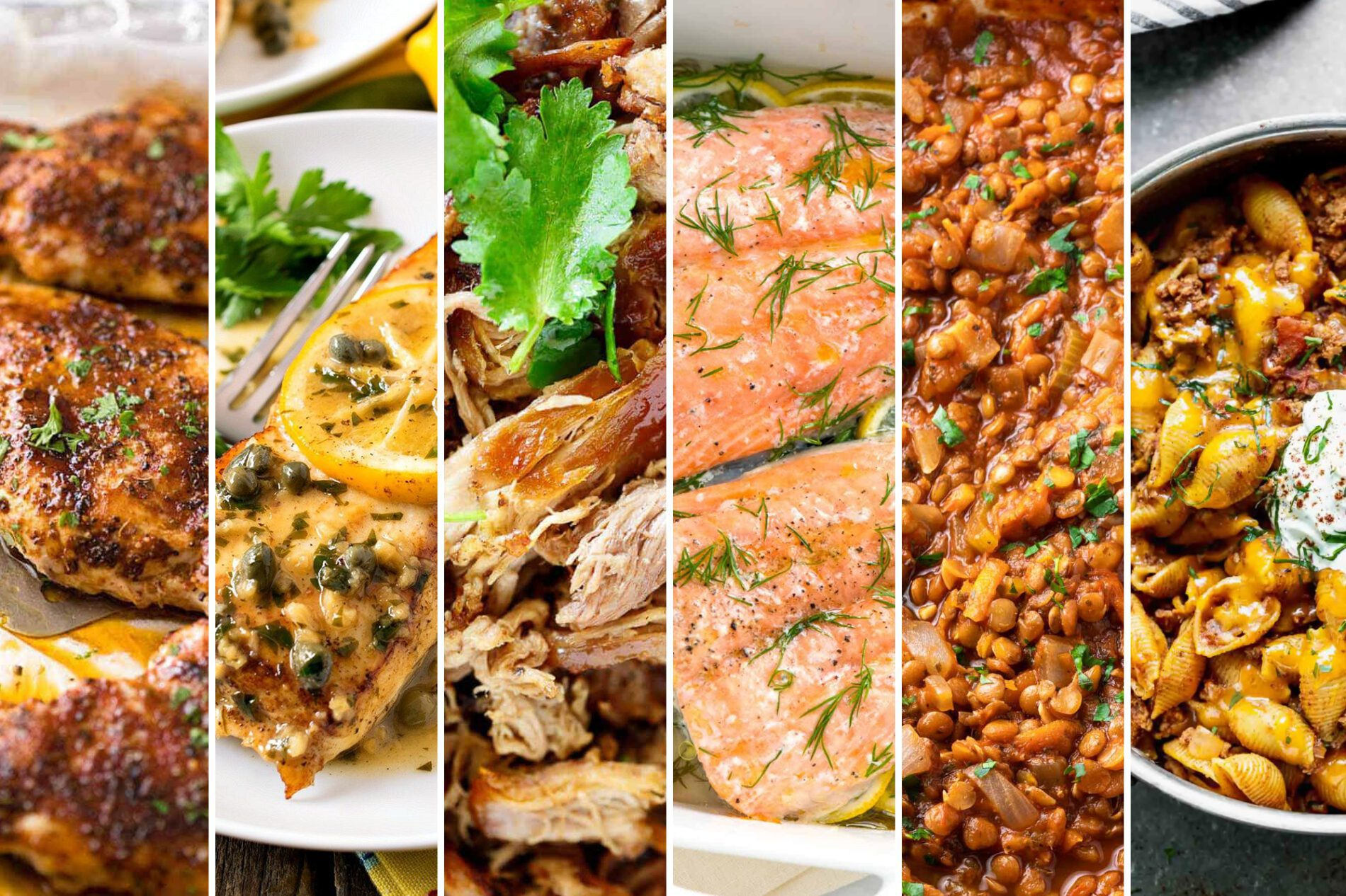 family friendly dinner recipe roundup