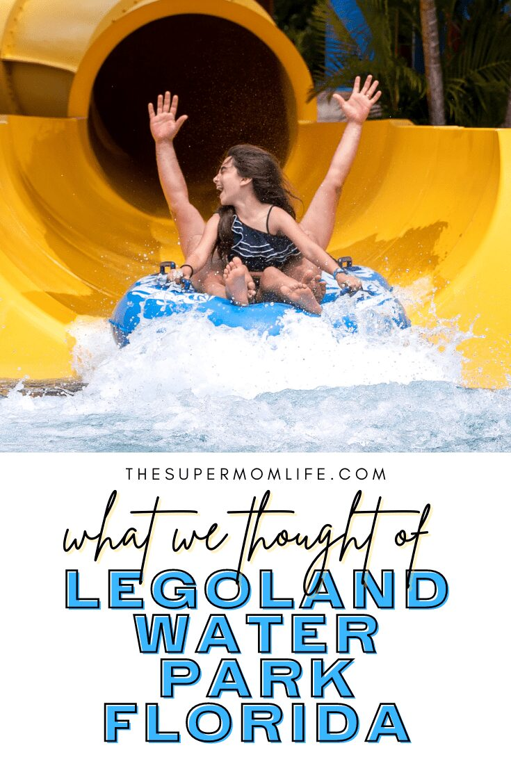 We are sharing our thoughts after our recent trip to LEGOLAND© Water Park in Florida.