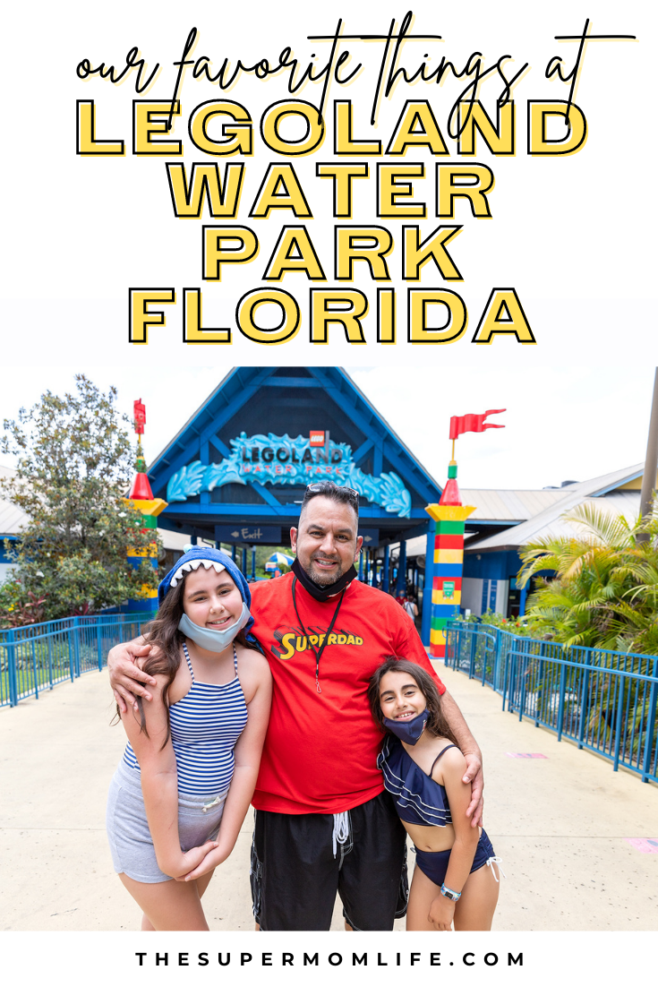 Are you planning a trip to LEGOLAND© Water Park in Florida? If so, make sure to read this first!