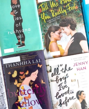 Young Adult Books for Asian American and Pacific Islander Heritage Month