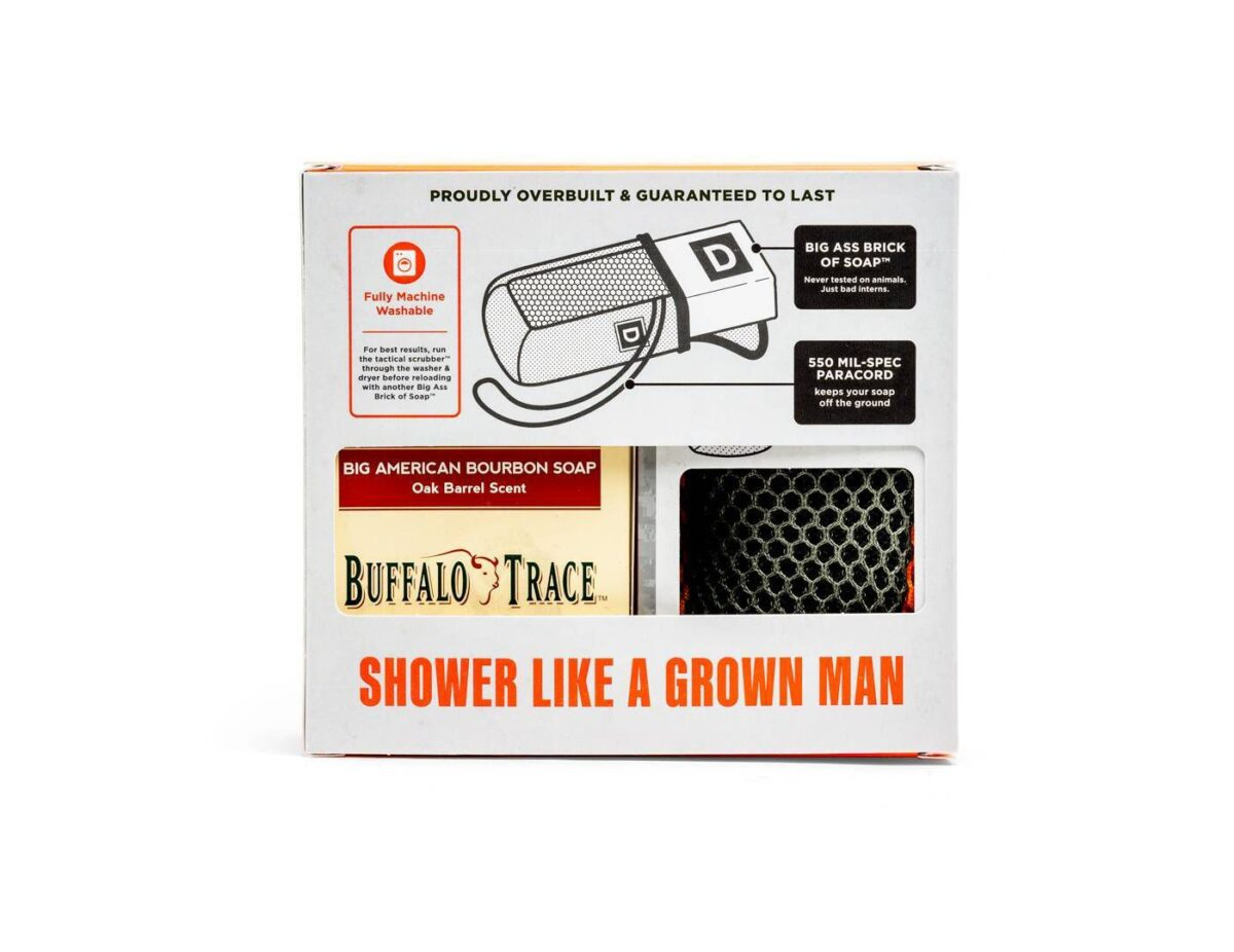Duke Cannon Tactical Soap on a Rope Ultimate Father's Day Gift Guide