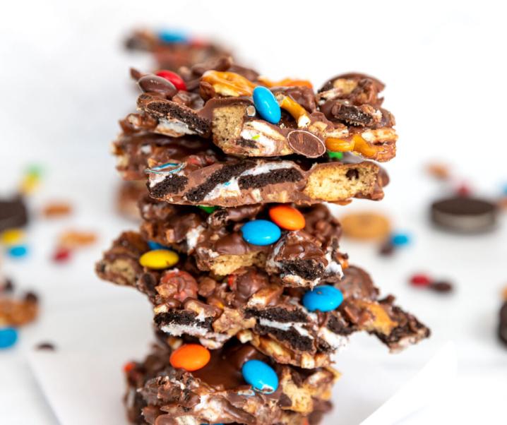 Chocolate Snack Crack