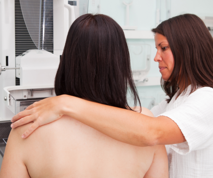 What You Should Expect During Your First Mammogram