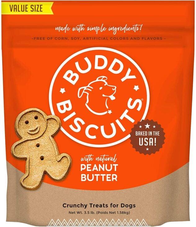 Oven Baked Healthy Dog Treats, Crunchy