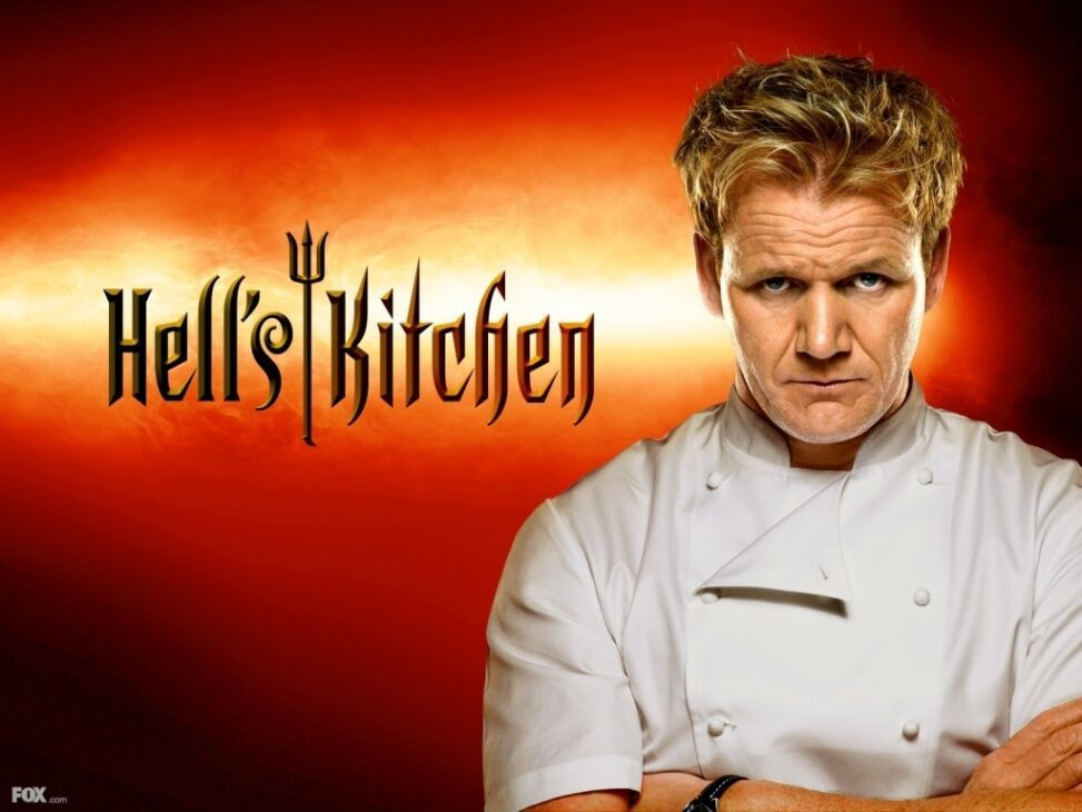 Hell's Kitchen reality show
