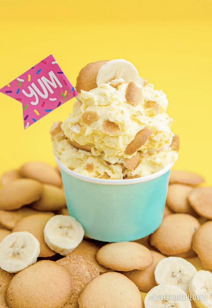 magnolia bakery banana pudding by love from the oven
