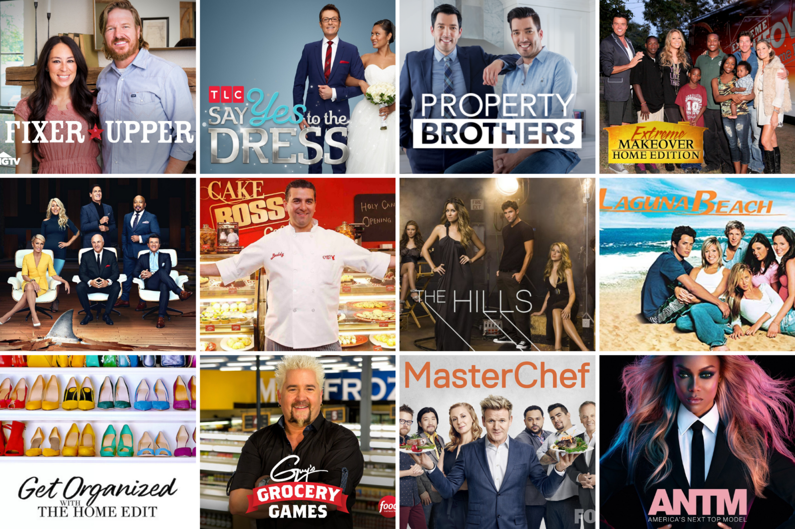 the most binge worthy reality shows