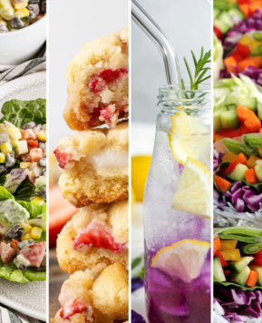 Refreshing Summer Recipe Roundup