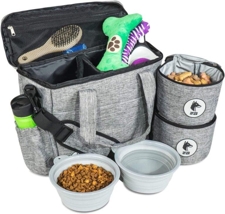Top Dog Travel Bag for pet travel