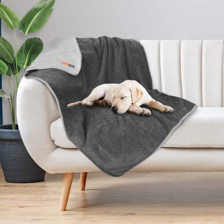 Waterproof Dog Blankets with Reversible Design