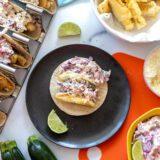 zucchini tempura tacos