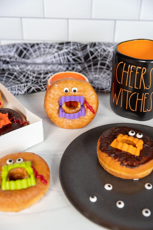 an easy treat for Halloween