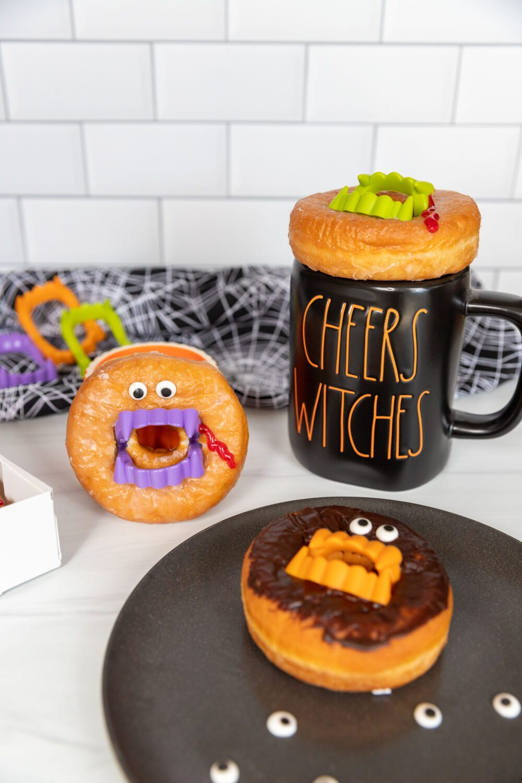 lots of treats for Halloween